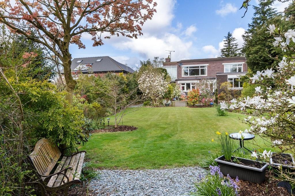 3 Bedrooms Detached House for sale in Treetops, 26 Old Coach Road, Kelsall, CW6 0QL