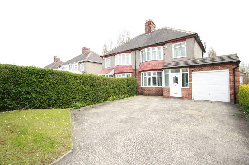 3 Bedrooms Semi Detached House for sale in Thornaby Road, Thornaby, Stockton, TS17 8QN