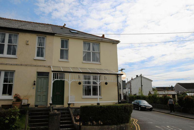4 Bedrooms End Of Terrace House for sale in Long Park Road, Saltash