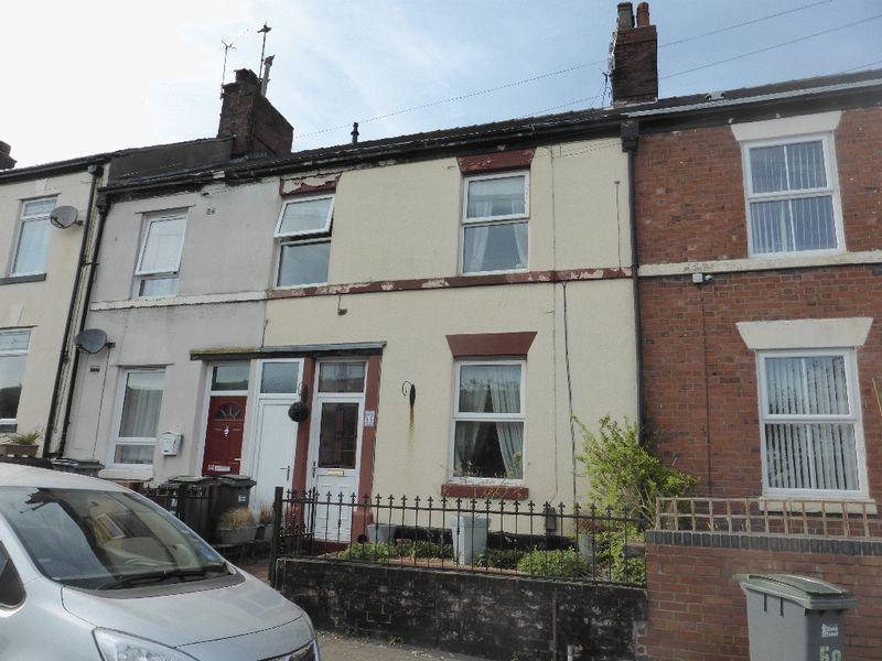 4 Bedrooms Terraced House for sale in Madison Street, Stoke-On-Trent
