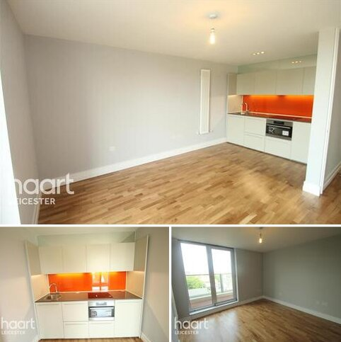 1 bedroom flat to rent - Arcus Apartments at Highcross, Leicester