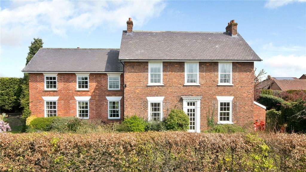5 Bedrooms Unique Property for sale in Cawood Road, Wistow, Selby, North Yorkshire, YO8