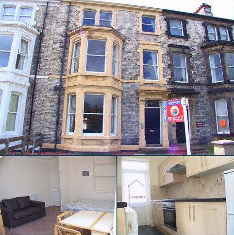 1 bedroom apartment to rent - Eslington Terrace, Jesmond, NE2