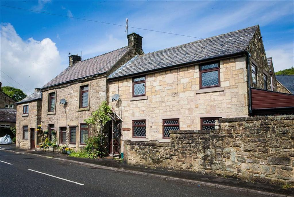 4 Bedrooms Cottage House for sale in Bridge Cottages, Chesterfield Road, Matlock, DE4