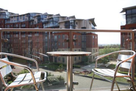 2 bedroom apartment to rent - ELBA, CITY ISLAND, GOTTS ROAD, LS12 1DD