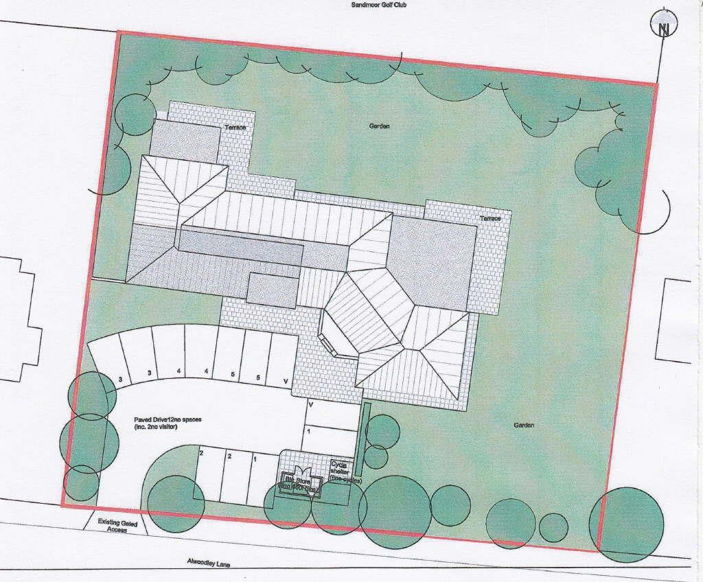 Land Commercial for sale in Alwoodley Lane, Alwoodley