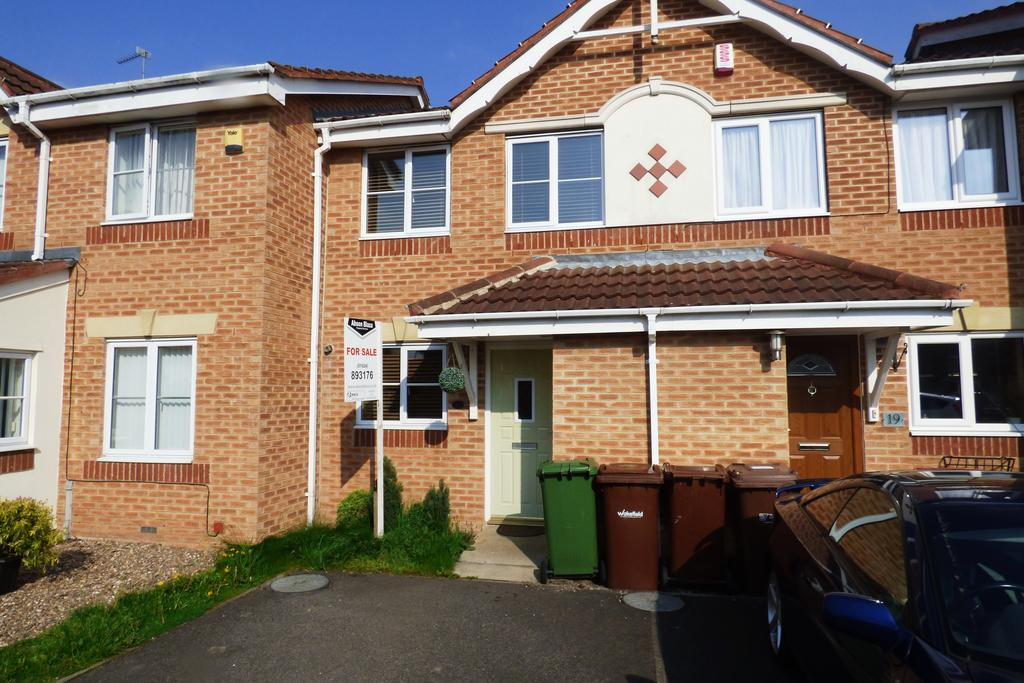2 Bedrooms Town House for sale in Kirkcaldy Fold, Normanton WF6