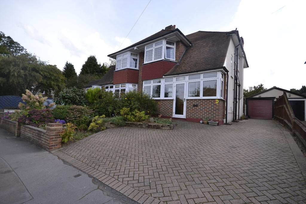 4 Bedrooms Semi Detached House for sale in Ferris Avenue Shirley CR0