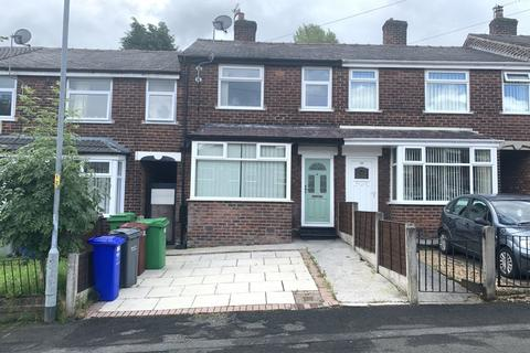 2 bedroom terraced house to rent - Brynorme Road, Crumpsall