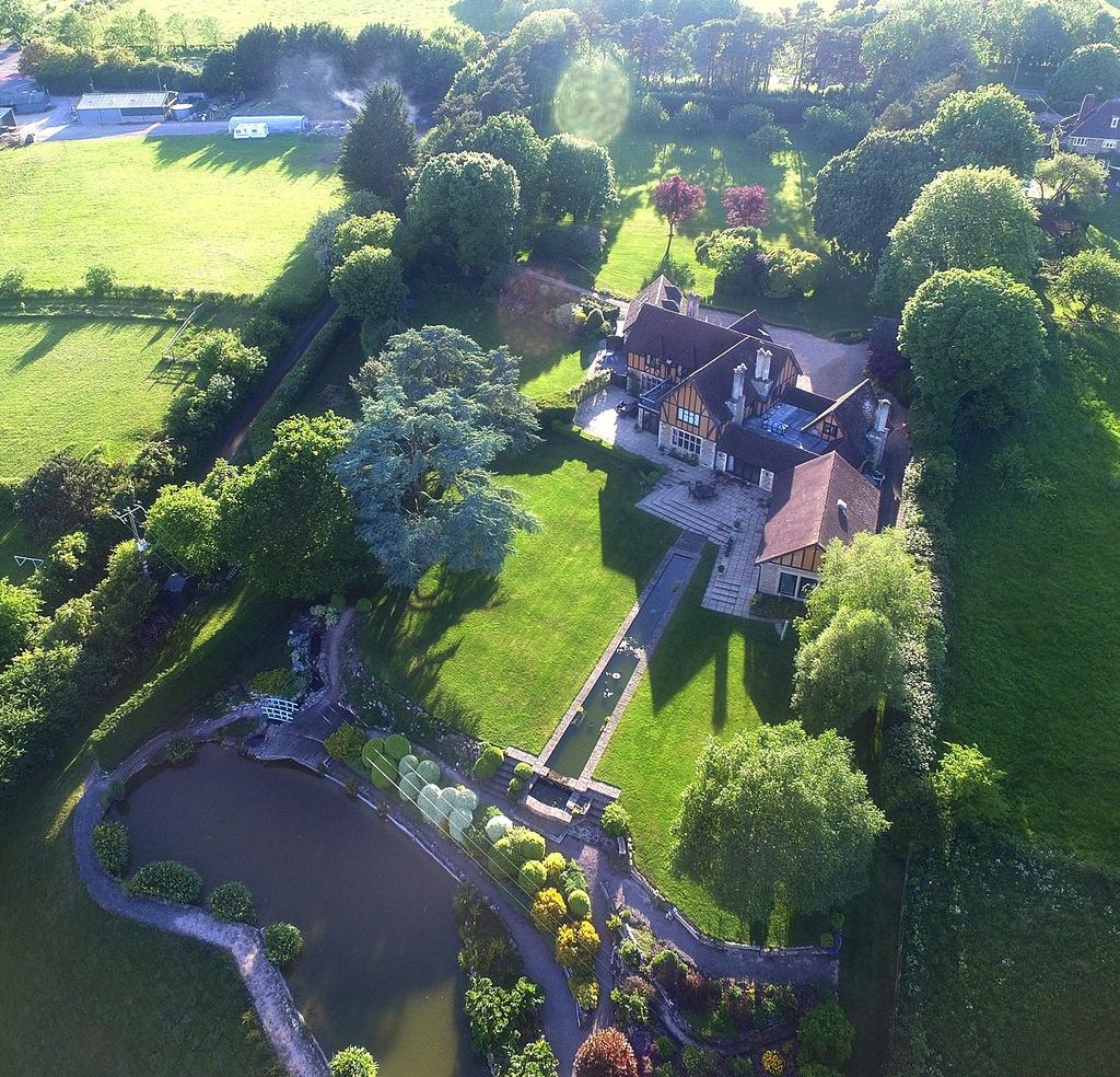 5 Bedrooms Detached House for sale in Ashes Lane, Freshford, Bath, BA2