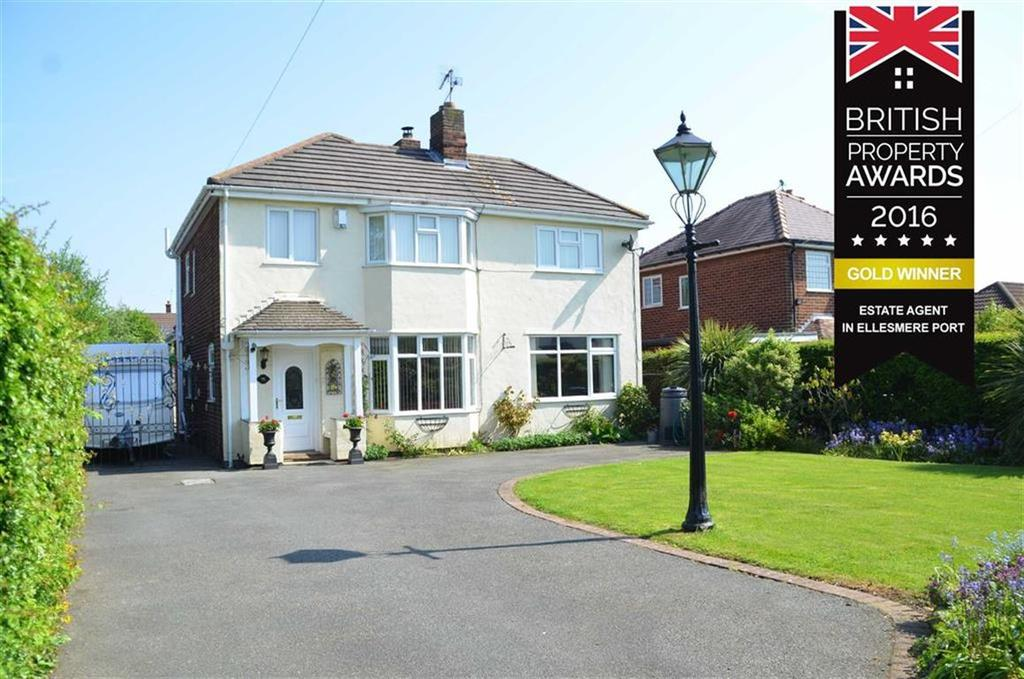 5 Bedrooms Detached House for sale in Church Lane, Great Sutton, CH66