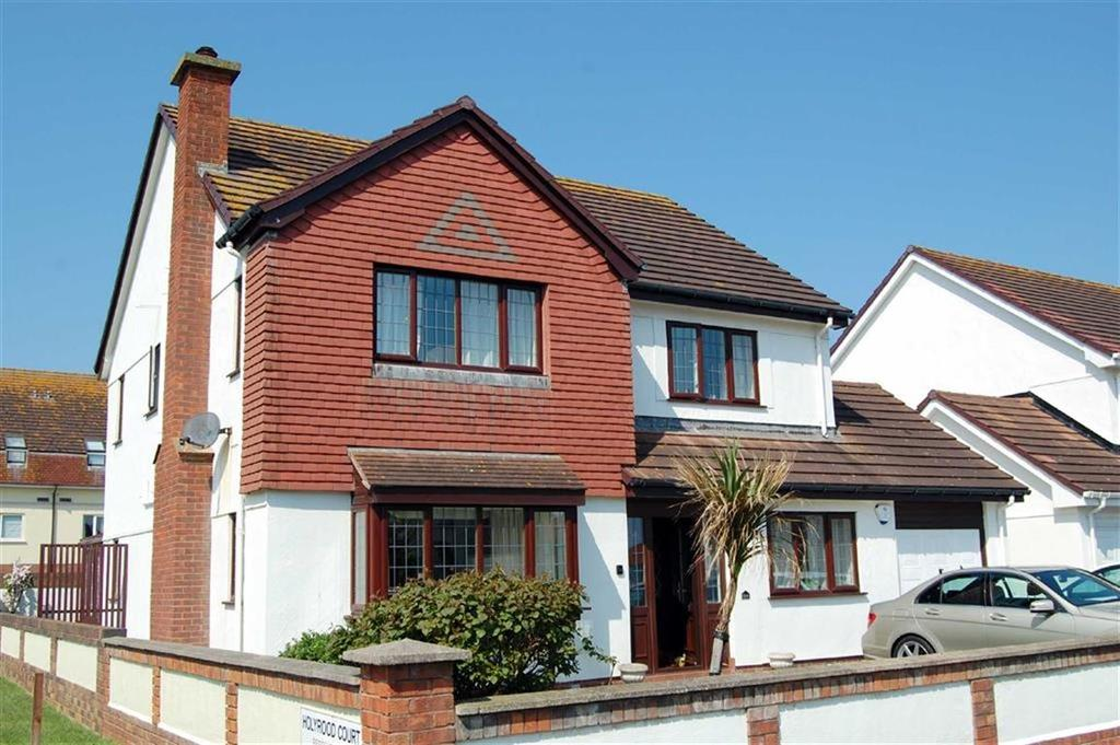 4 Bedrooms Detached House for sale in Great Ormes Road, West Shore, Llandudno, Conwy