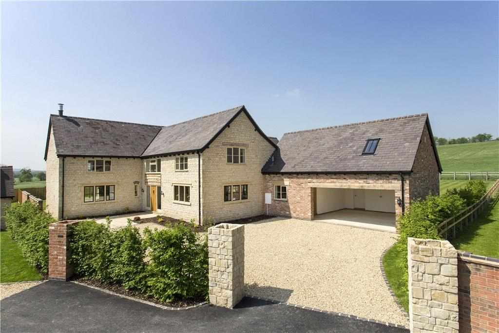 5 Bedrooms Detached House for sale in Hornbeam House, Compton Fields, Combrook, Warwick, CV35