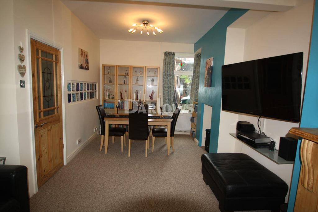 3 Bedrooms Terraced House for sale in WOODLANDS, TROEDYRHIW, MERTHYR TYDFIL, CF48