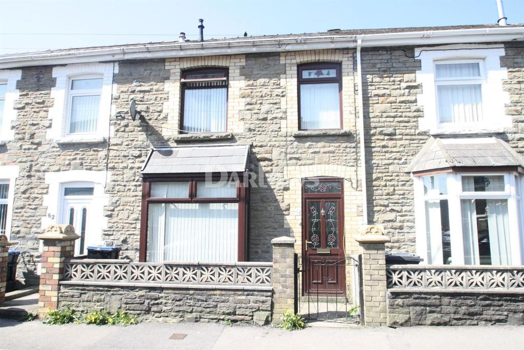 2 Bedrooms Terraced House for sale in Alexandra Street, Blaina, Blaenau Gwent