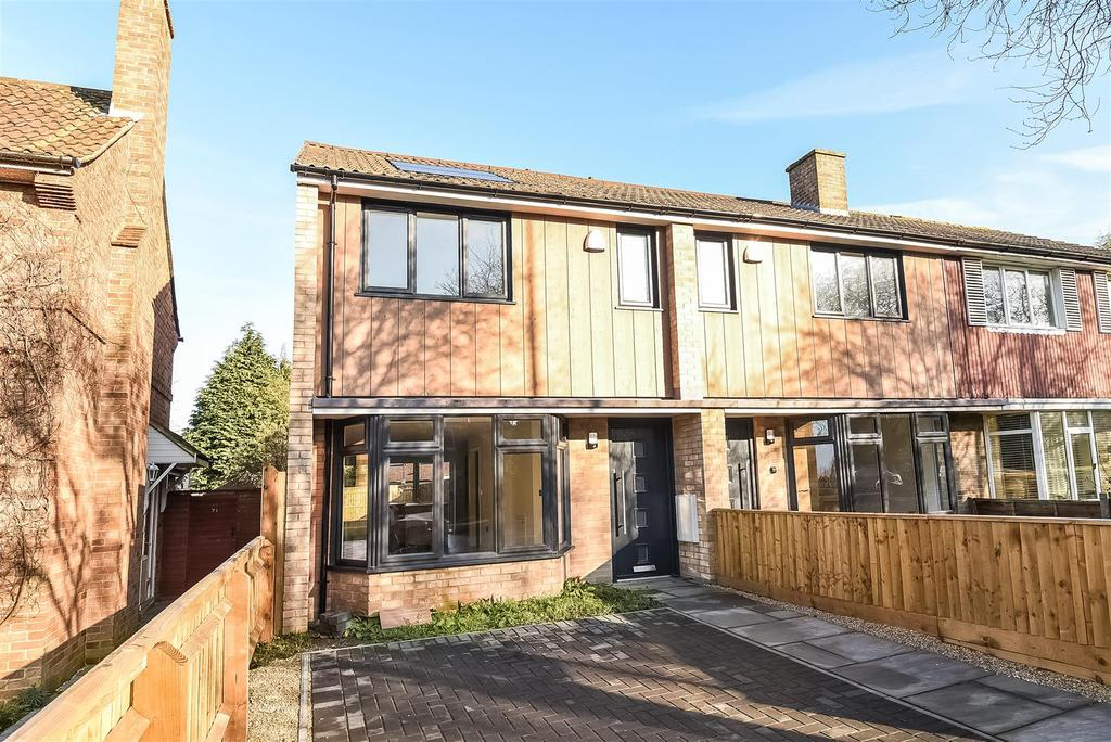 3 Bedrooms End Of Terrace House for sale in Headley Way, Headington, Oxford