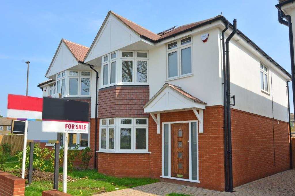 3 Bedrooms Semi Detached House for sale in Kidbrooke Park Road, Blackheath, London, SE3