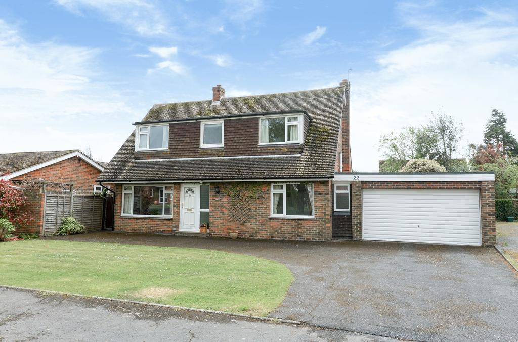 5 Bedrooms Detached House for sale in Inglewood Drive, Aldwick, Bognor Regis, PO21