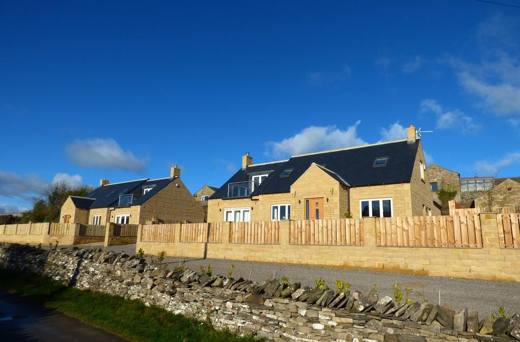 6 Bedrooms Detached House for sale in Middleham View, Plot 5, Harmby, Nr Leyburn