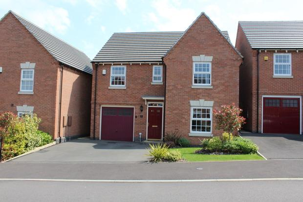 4 Bedrooms Detached House for sale in Pasture Avenue, Rainworth, Mansfield, NG21