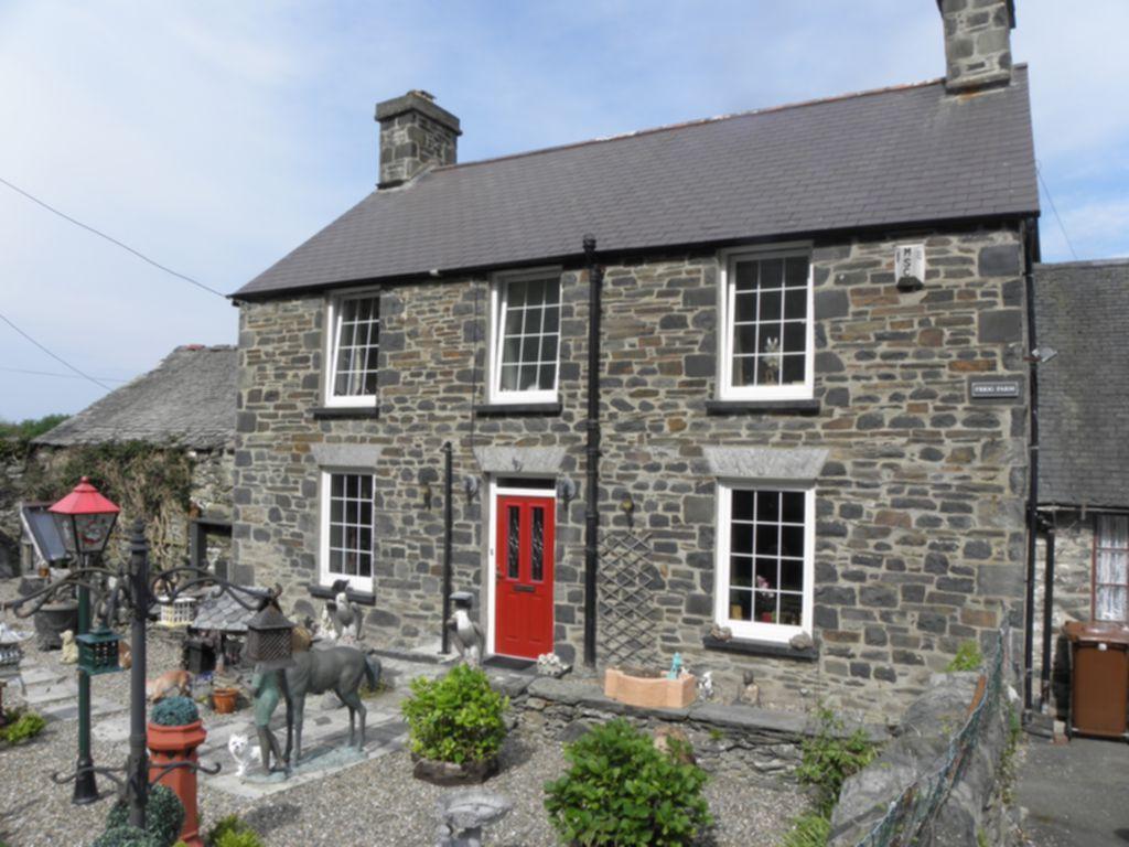 4 Bedrooms House for sale in Friog Farm, Friog, LL38