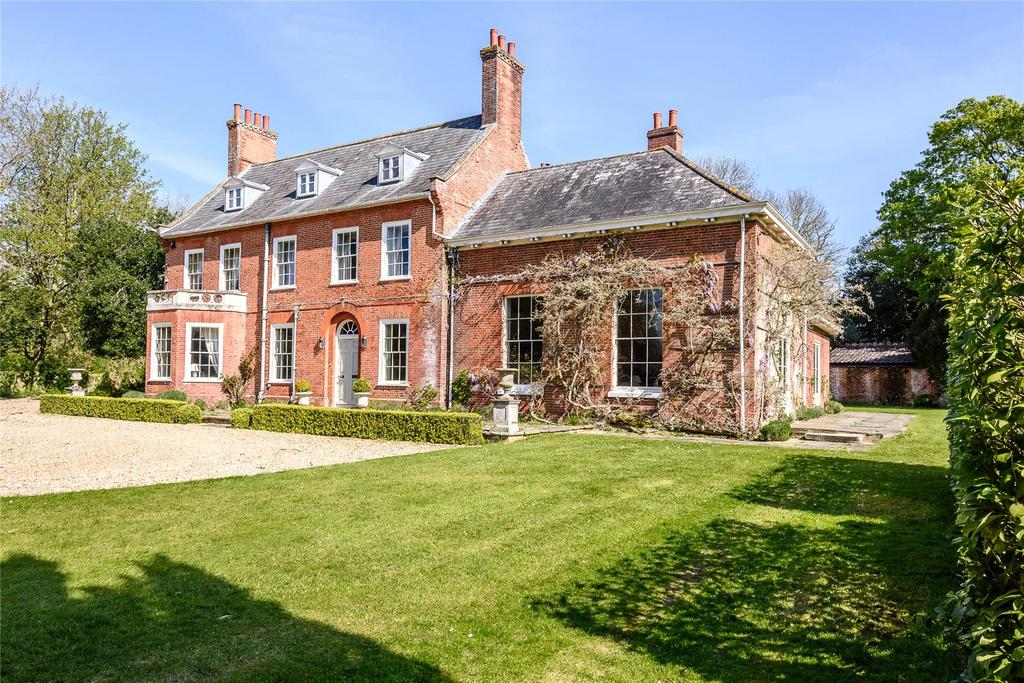 7 Bedrooms Unique Property for sale in Church Road, Carleton Rode, Norwich, Norfolk, NR16