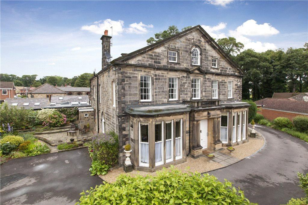 1 Bedroom Unique Property for sale in Newall Hall, Newall Hall Park, Otley, West Yorkshire