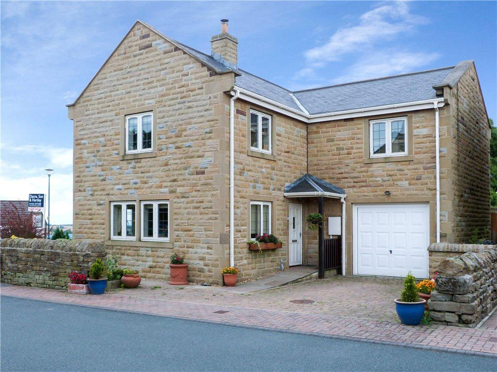 4 Bedrooms Detached House for sale in The Wynd, Burnt Yates, Harrogate, North Yorkshire