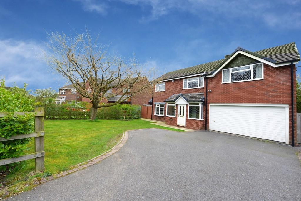 4 Bedrooms Detached House for sale in Old Waste Lane, Balsall Common