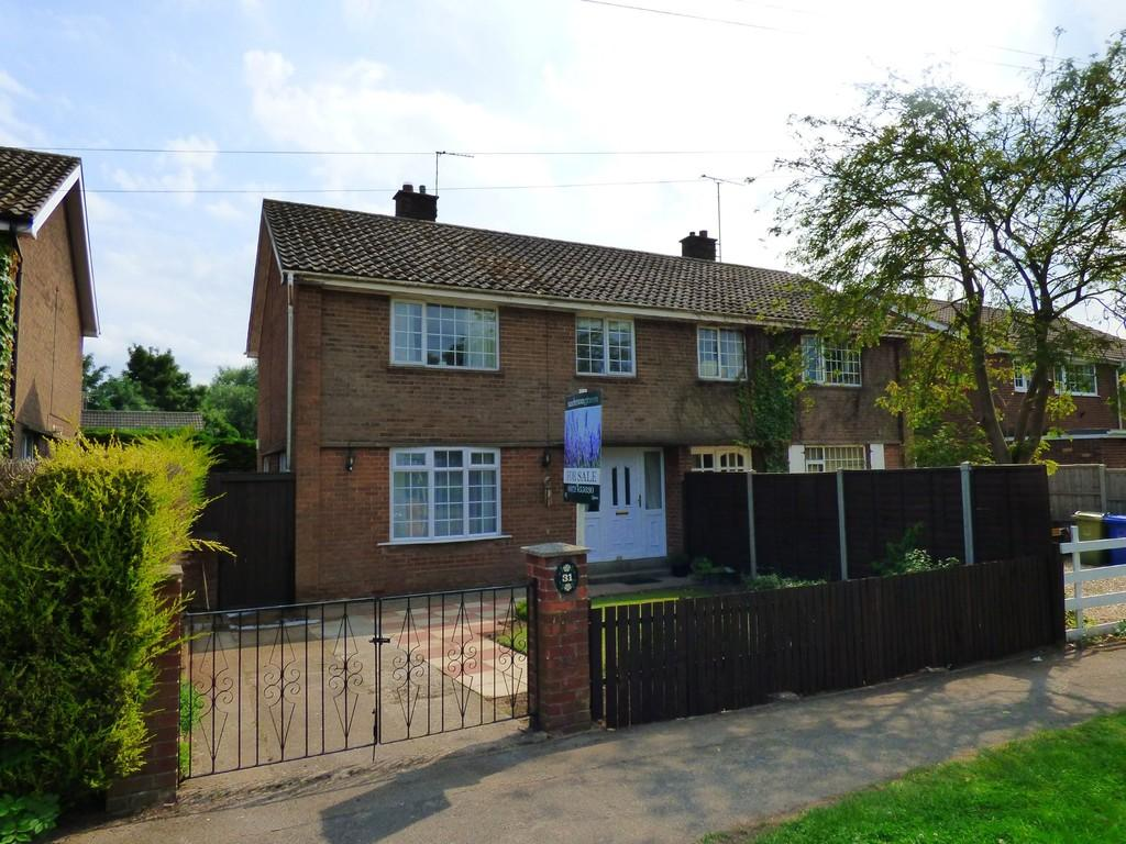 3 Bedrooms Semi Detached House for sale in North Kelsey Road, Caistor