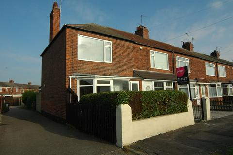 2 bedroom terraced house to rent - Brooklands Road, HULL