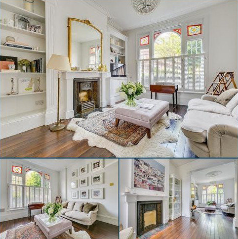 4 bedroom house to rent - Coniger Road, Fulham, London, SW6