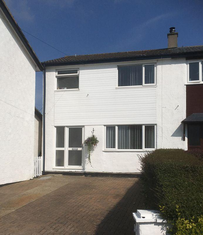 3 Bedrooms Terraced House for sale in Brynsiencyn, Anglesey