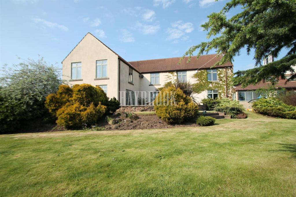 4 Bedrooms Detached House for sale in Sheffield Road, Todwick