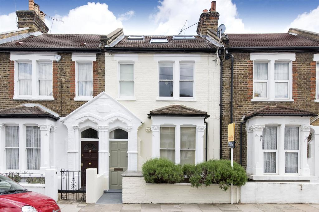 2 Bedrooms Flat for sale in Inworth Street, Battersea, London, SW11