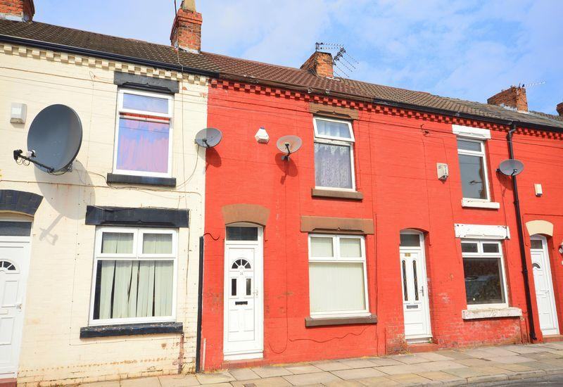 2 Bedrooms Terraced House for sale in Lawrence Grove, Wavertree