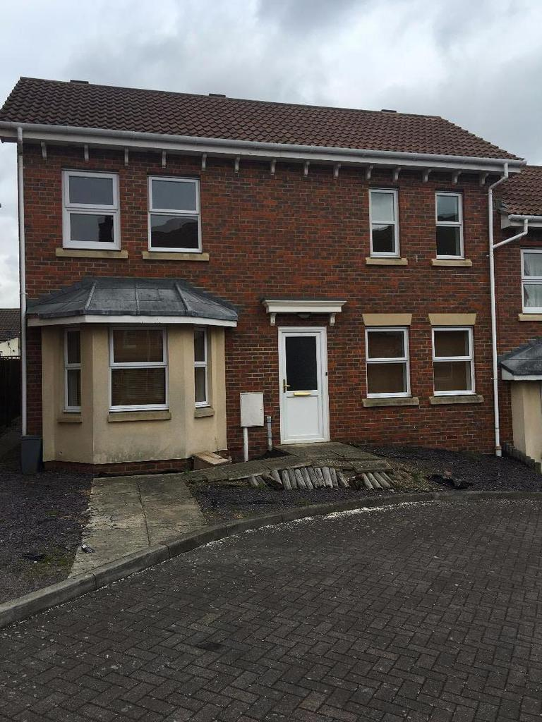 3 Bedrooms Semi Detached House for sale in 10 Hannah Close