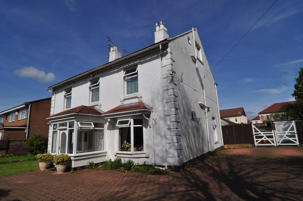 5 Bedrooms Detached House for sale in Green Lane, Spennymoor DL16