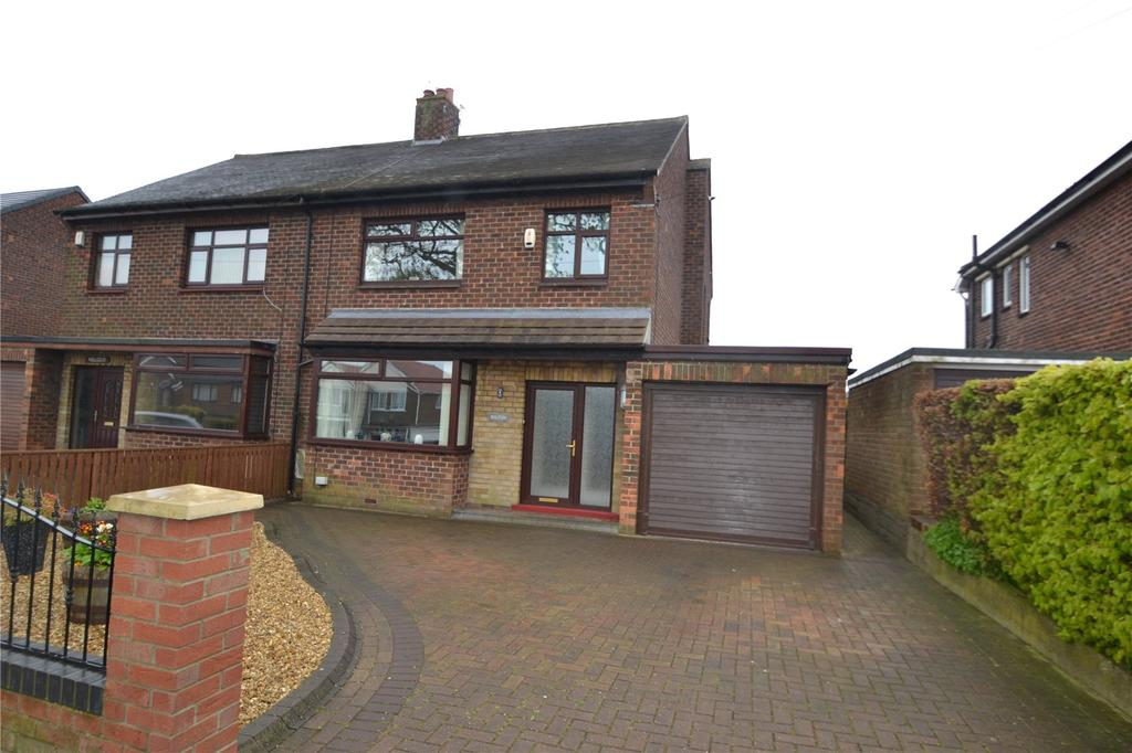3 Bedrooms Semi Detached House for sale in Wilton, Wellfield Road South, Wingate, TS28