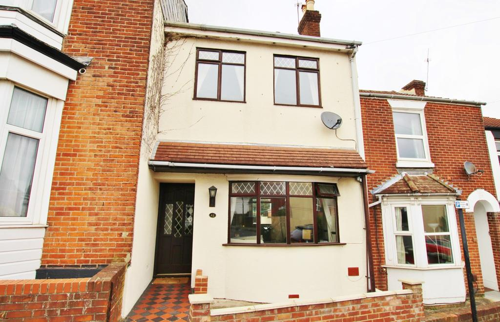 2 Bedrooms Terraced House for sale in Inner Avenue, Southampton