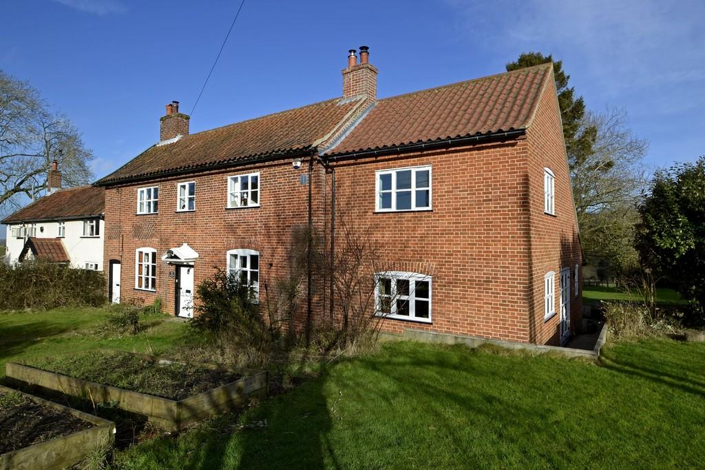 5 Bedrooms Cottage House for sale in Caistor Lane, Caistor St Edmund, Norfolk