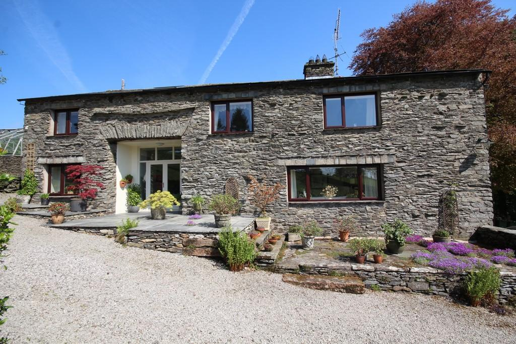 4 Bedrooms Barn Conversion Character Property for sale in High Barn, Shaw End, Patton, Kendal