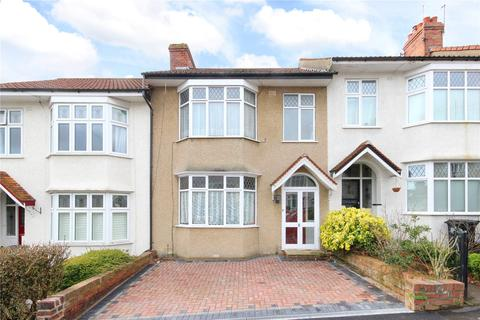 4 bedroom terraced house to rent - Wessex Avenue, Horfield, Bristol, BS7