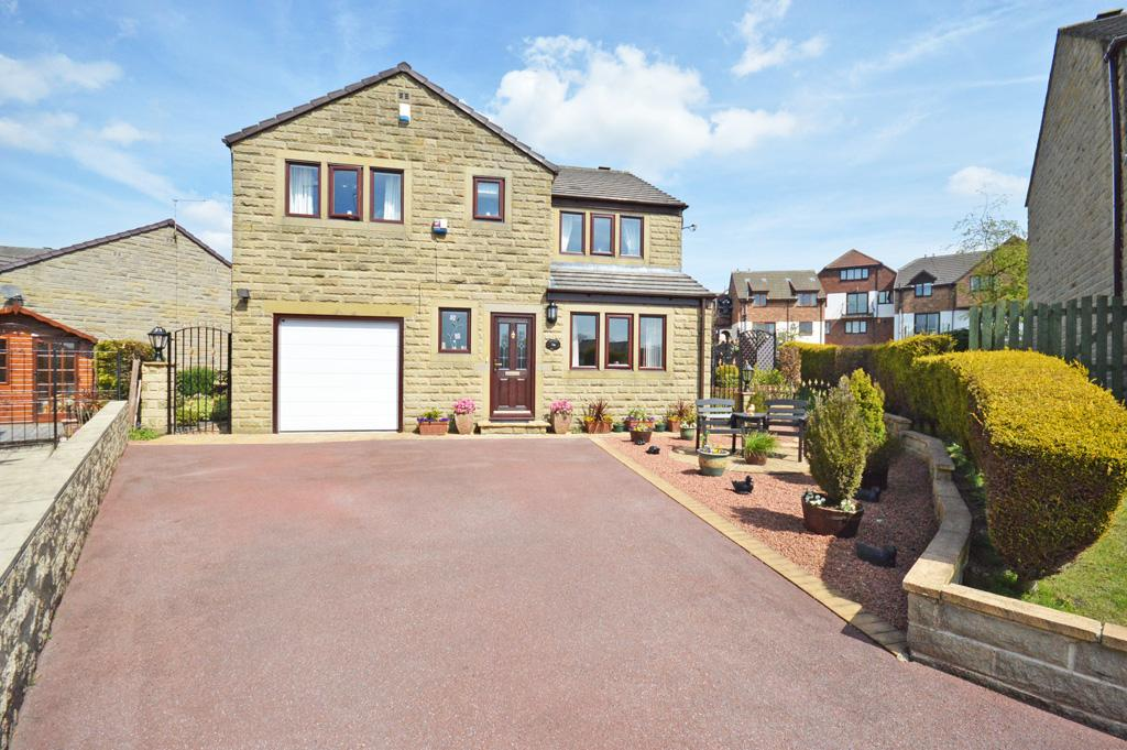 4 Bedrooms Detached House for sale in 12 The Mallards, Silsden,