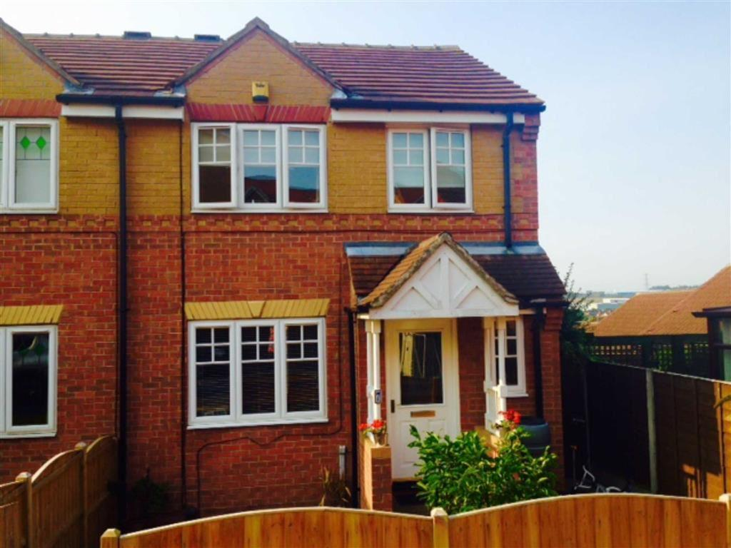 3 Bedrooms Semi Detached House for sale in Foxglove Folly, Alverthorpe, Wakefield, WF2