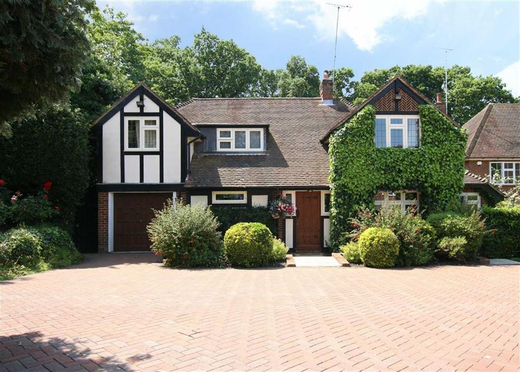 4 Bedrooms Detached House for sale in Grange Avenue, Totteridge, London