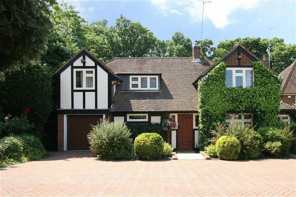 4 Bedrooms Detached House for sale in Grange Avenue, Totteridge, London