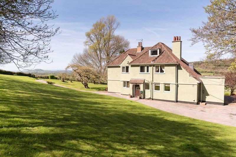 6 Bedrooms Detached House for sale in Barton Road, Webbington, Axbridge, Somerset, BS26