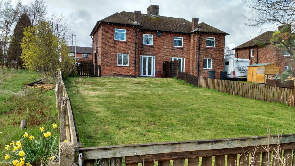 3 Bedrooms Semi Detached House for sale in South Cottages, School Aycliffe