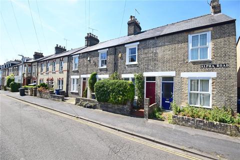 2 bedroom terraced house to rent - Alpha Road, Cambridge, Cambridgeshire, CB4